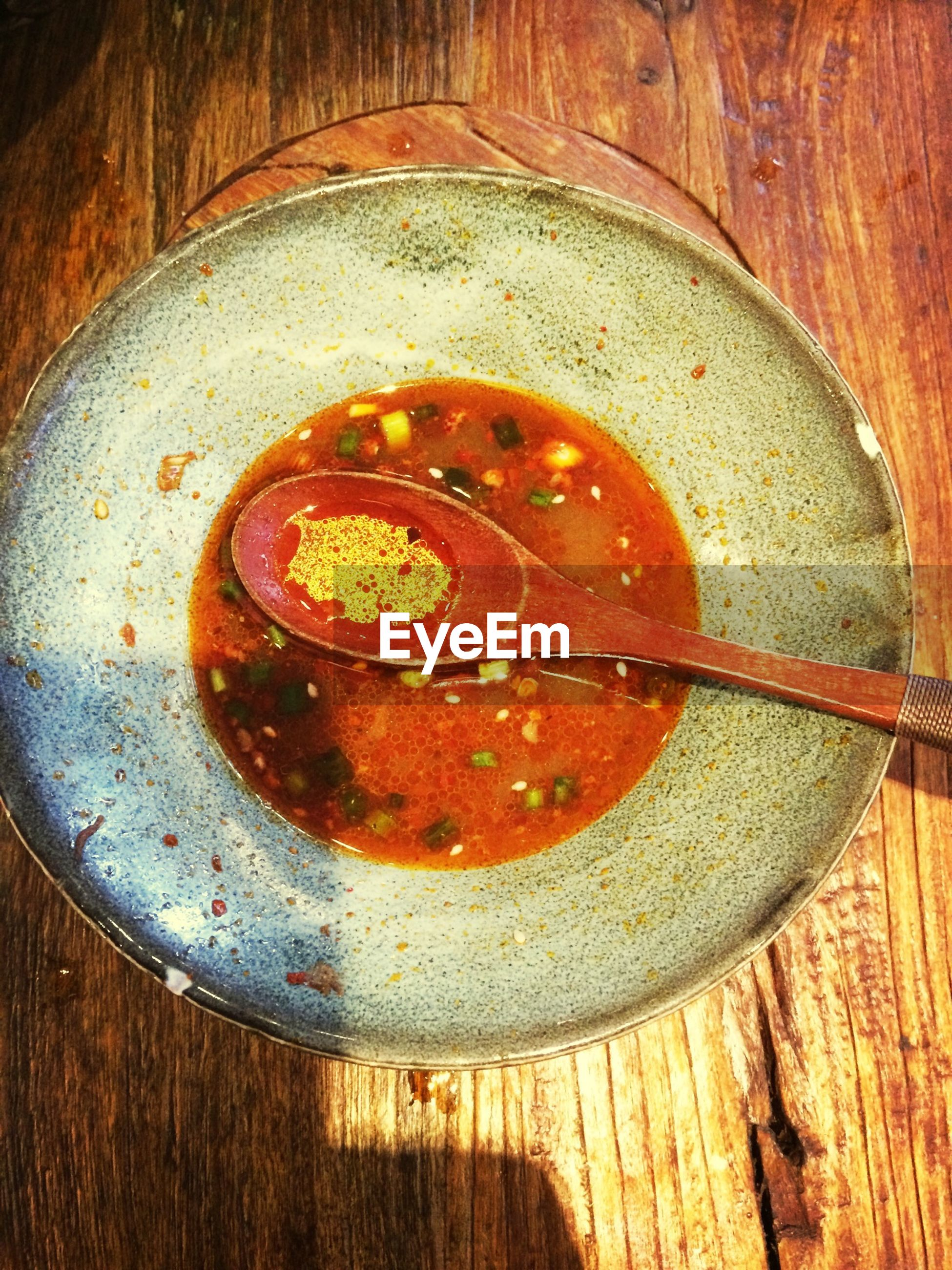 food and drink, freshness, food, indoors, directly above, healthy eating, still life, wood - material, table, close-up, high angle view, wooden, bowl, ready-to-eat, no people, wood, slice, red, overhead view, indulgence