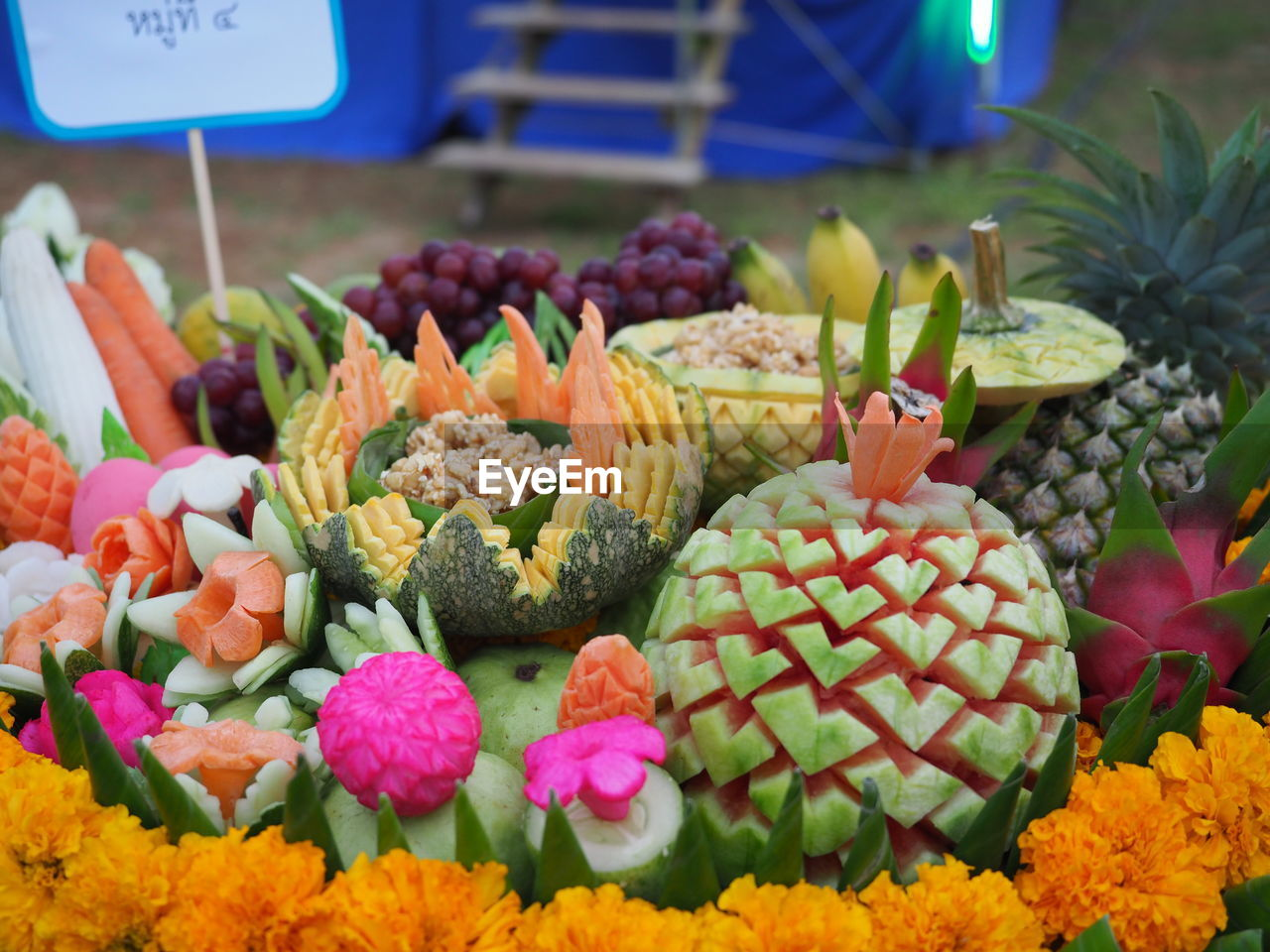 freshness, for sale, retail, food, flower, market, flowering plant, close-up, food and drink, no people, choice, market stall, day, variation, focus on foreground, plant, business, small business, abundance, nature, retail display