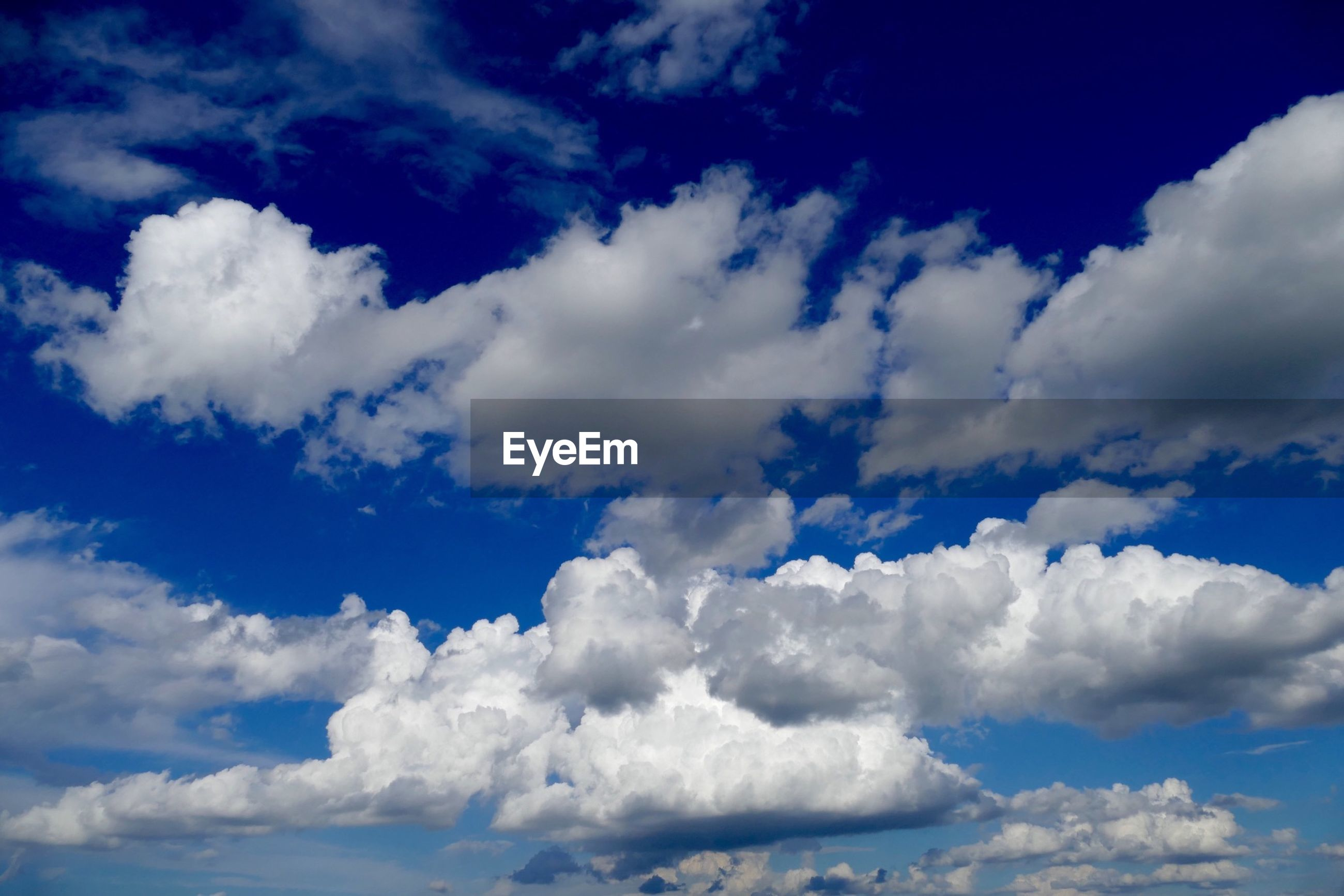 Scenic view of cloudy sky