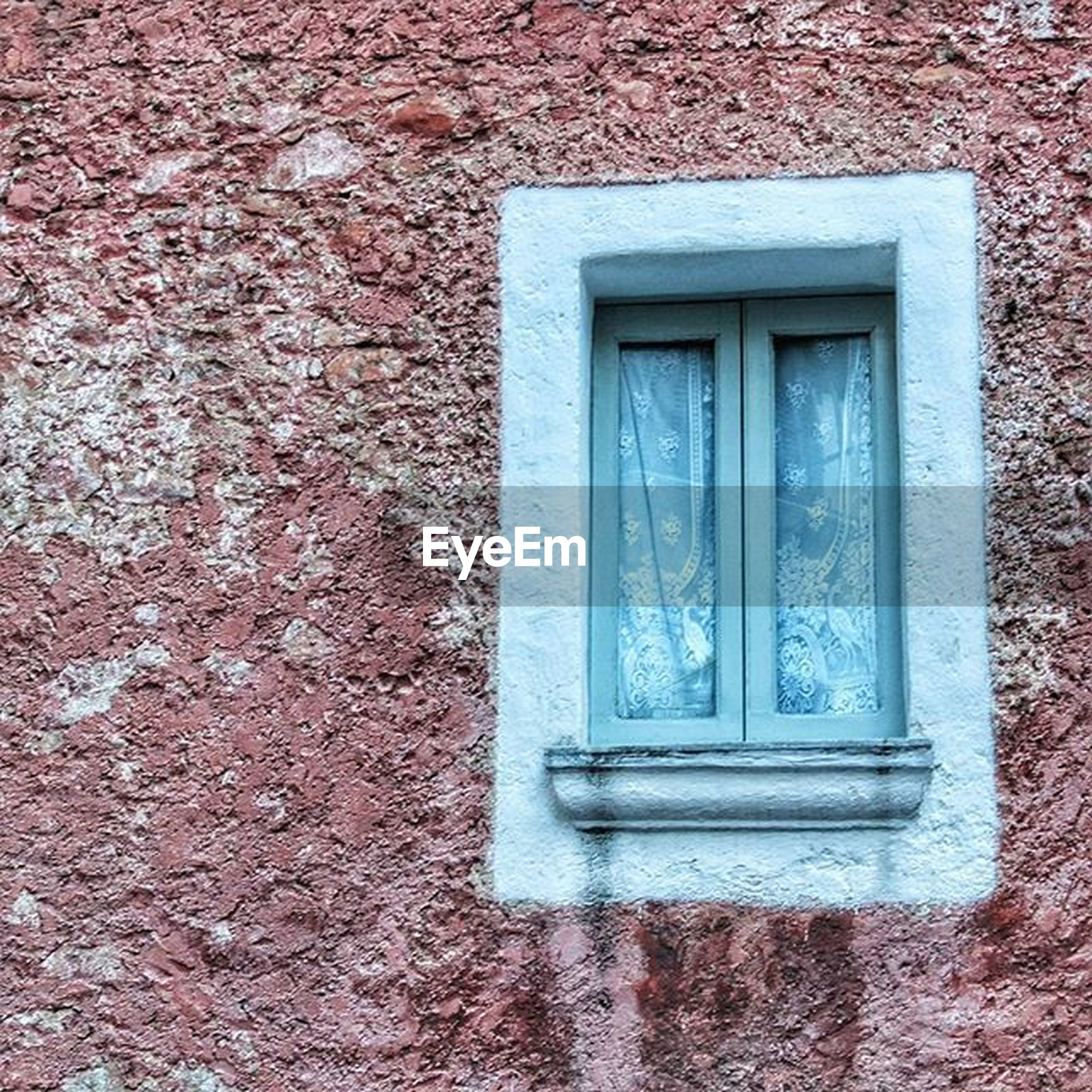 window, building exterior, architecture, built structure, door, closed, house, wall - building feature, wall, day, outdoors, safety, old, weathered, no people, brick wall, protection, close-up, residential structure, entrance