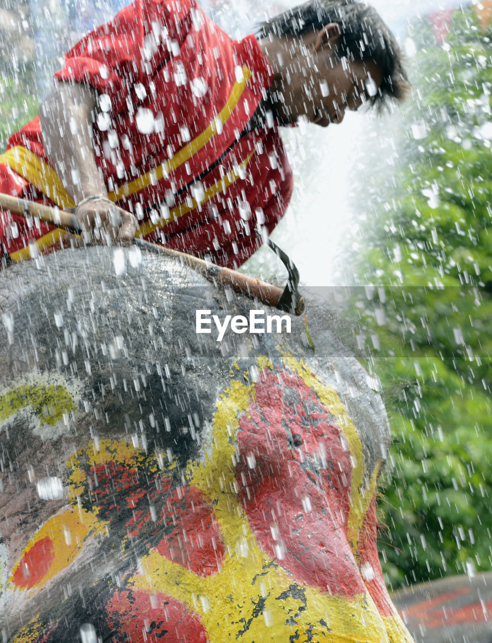 motion, splashing, blurred motion, water, spraying, speed, wet, long exposure, outdoors, fun, day, activity, adventure, sport, waterfall, nature, close-up, no people