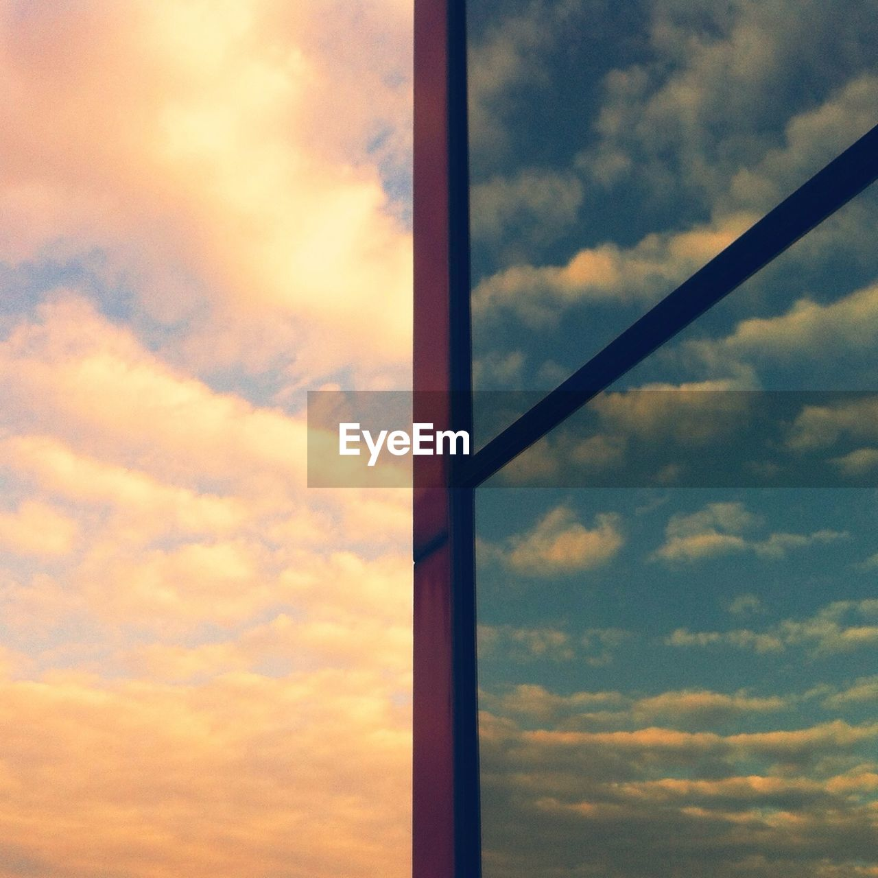 Scenic view of the sky