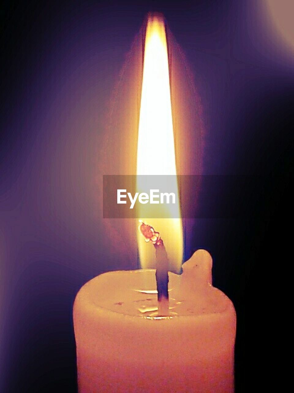 candle, flame, burning, heat - temperature, glowing, indoors, illuminated, no people, close-up, day