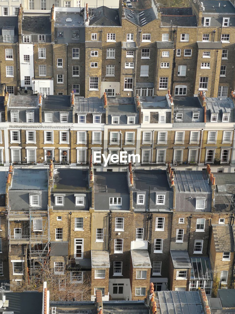 London townhouses