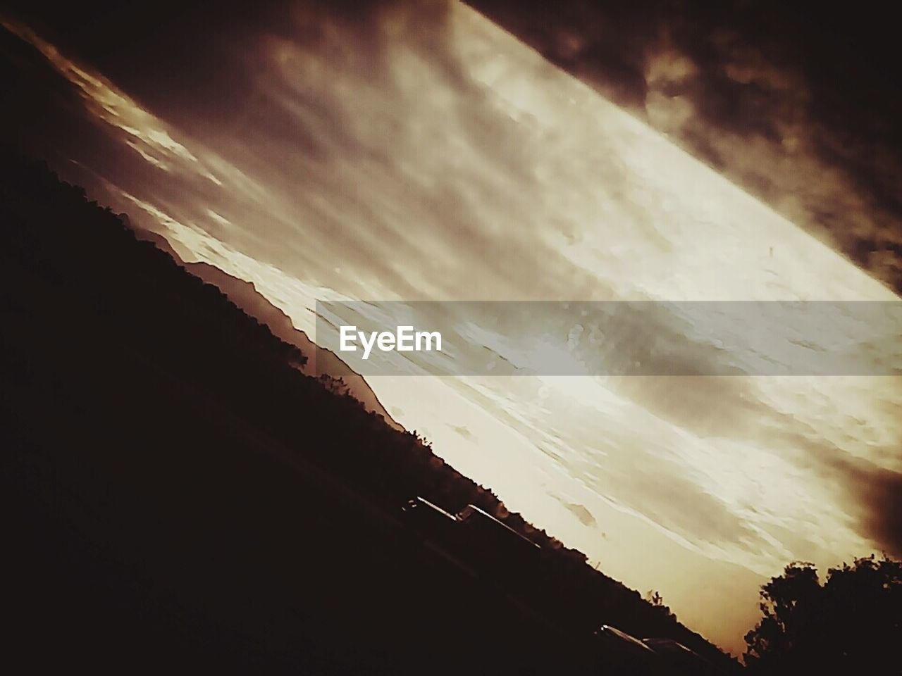 sky, silhouette, sunset, cloud - sky, no people, nature, beauty in nature, scenics, outdoors, day, close-up
