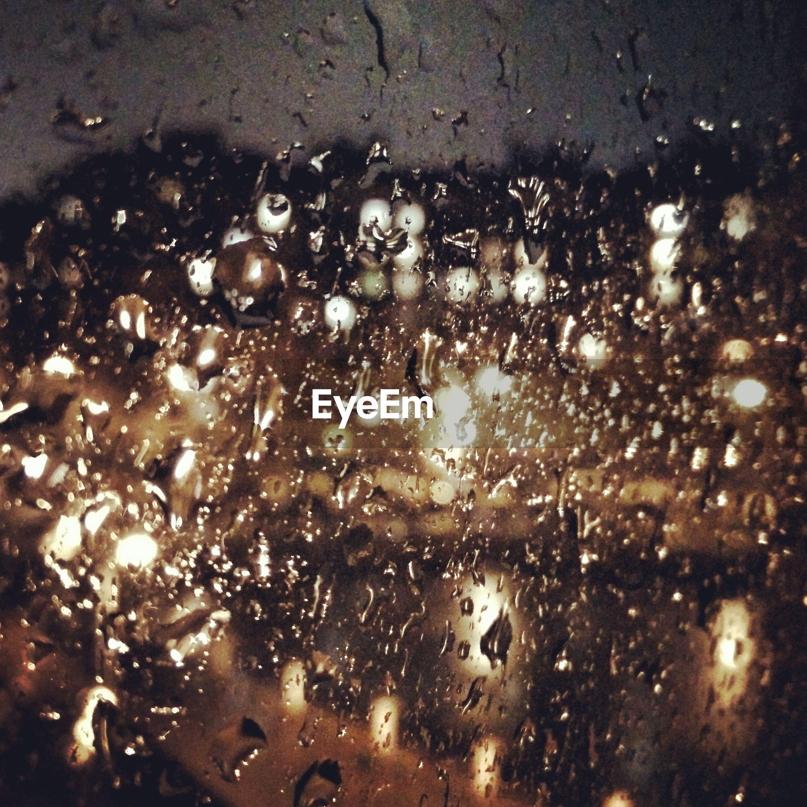 wet, drop, water, rain, full frame, indoors, backgrounds, window, glass - material, raindrop, transparent, weather, glass, season, illuminated, night, monsoon, no people, close-up, pattern