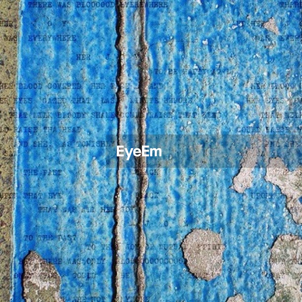 blue, backgrounds, full frame, textured, day, close-up, no people, weathered, pattern, outdoors, built structure, architecture