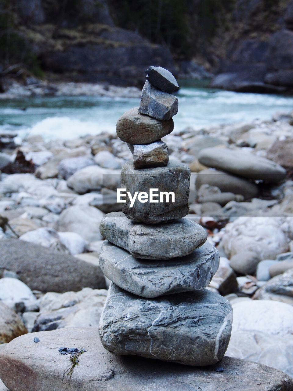 balance, stack, rock, stone - object, solid, zen-like, rock - object, stone, pebble, focus on foreground, nature, day, land, no people, close-up, beach, outdoors, water, stability, large group of objects
