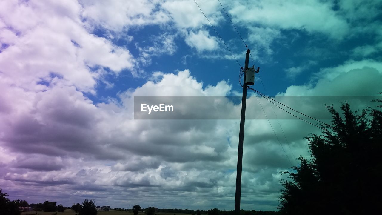 cloud - sky, sky, low angle view, tree, no people, outdoors, nature, day, beauty in nature