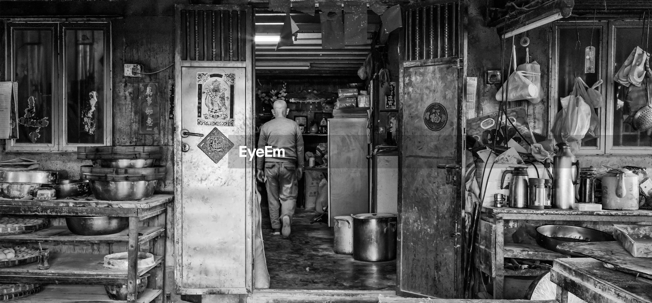 indoors, store, architecture, retail, built structure, large group of objects, in a row, shop, no people, old, interior, door, empty, small business, wood - material, day, abandoned, incidental people, shelf, absence