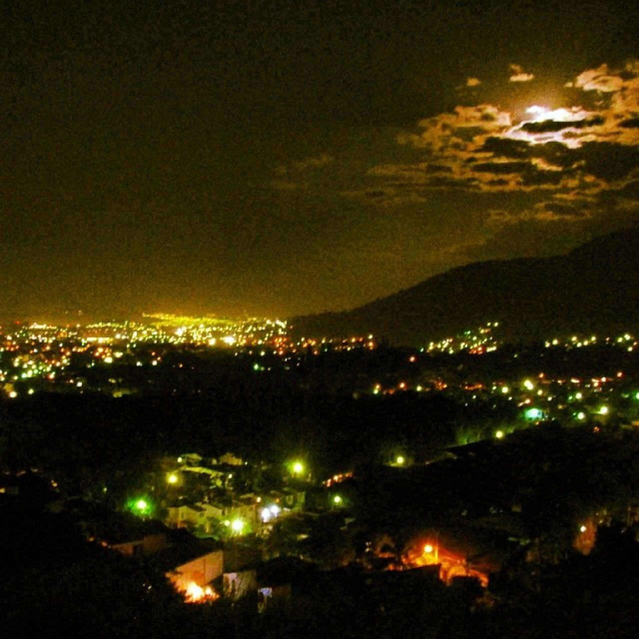 night, illuminated, cityscape, sky, no people, city, nature, outdoors, beauty in nature