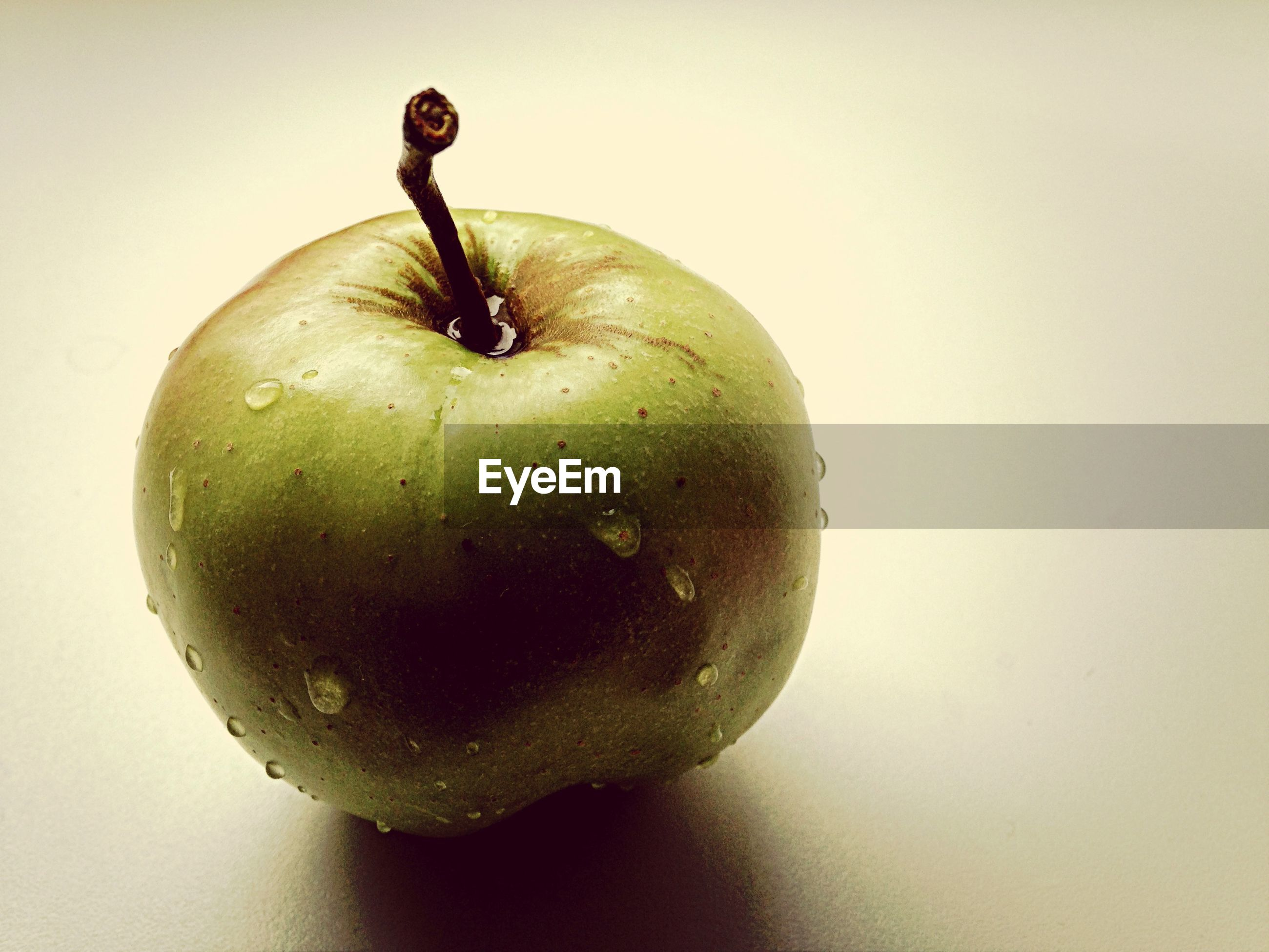 Close up of apple