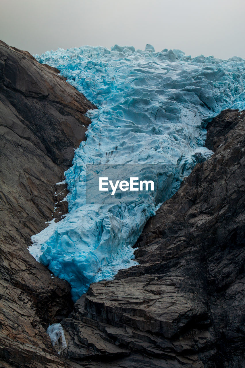glacier, rock, ice, nature, blue, environment, water, rock - object, scenics - nature, landscape, no people, beauty in nature, environmental issues, outdoors, climate change, solid, day, cold temperature, sea, formation, eroded, turquoise colored