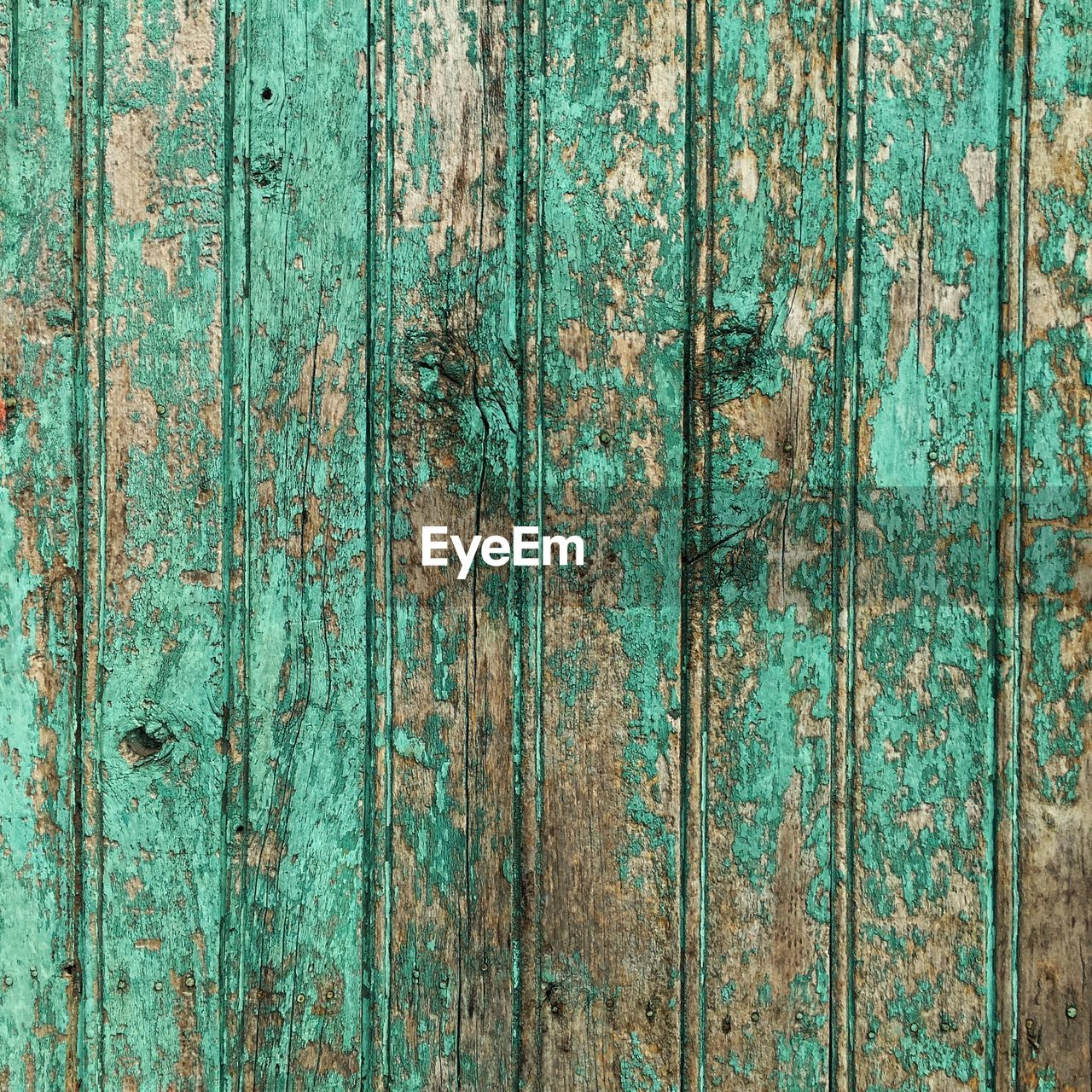 Full frame shot of damaged wooden wall