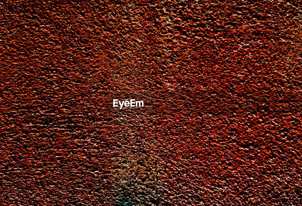 backgrounds, textured, full frame, close-up, red, brown, no people, rough, pattern, abstract, indoors, leather, weathered, old, extreme close-up, textured effect, material, macro, industry