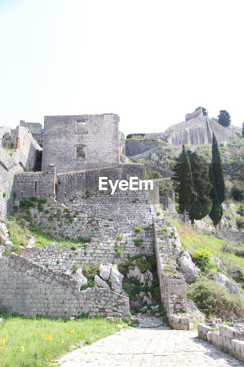 history, ancient, architecture, tourism, old ruin, day, clear sky, ancient civilization, no people, outdoors, nature, sky