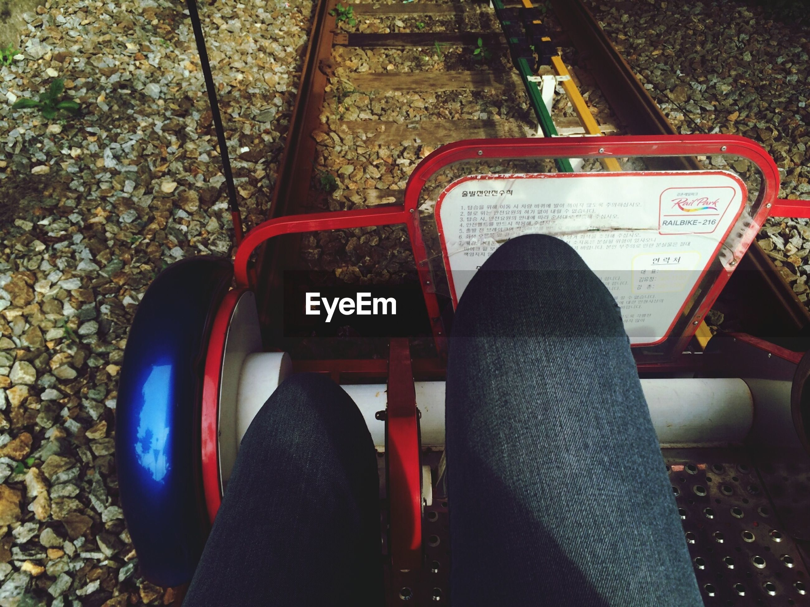 transportation, mode of transport, land vehicle, low section, travel, high angle view, car, vehicle interior, red, seat, vehicle seat, person, absence, shoe, sunlight, day, sitting, street, chair