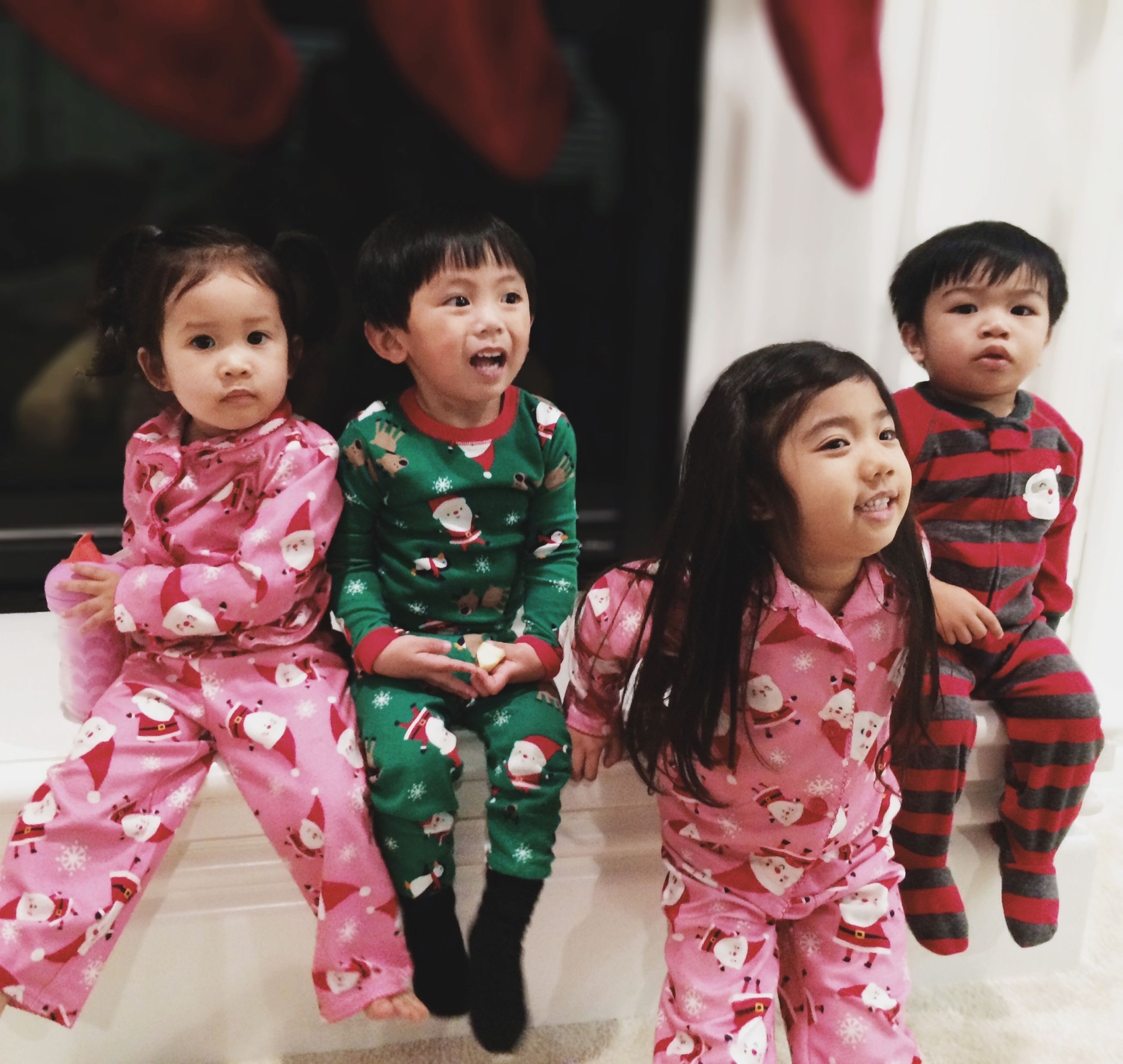togetherness, bonding, childhood, lifestyles, love, person, leisure activity, smiling, happiness, girls, casual clothing, portrait, family, elementary age, looking at camera, sister, sibling, front view
