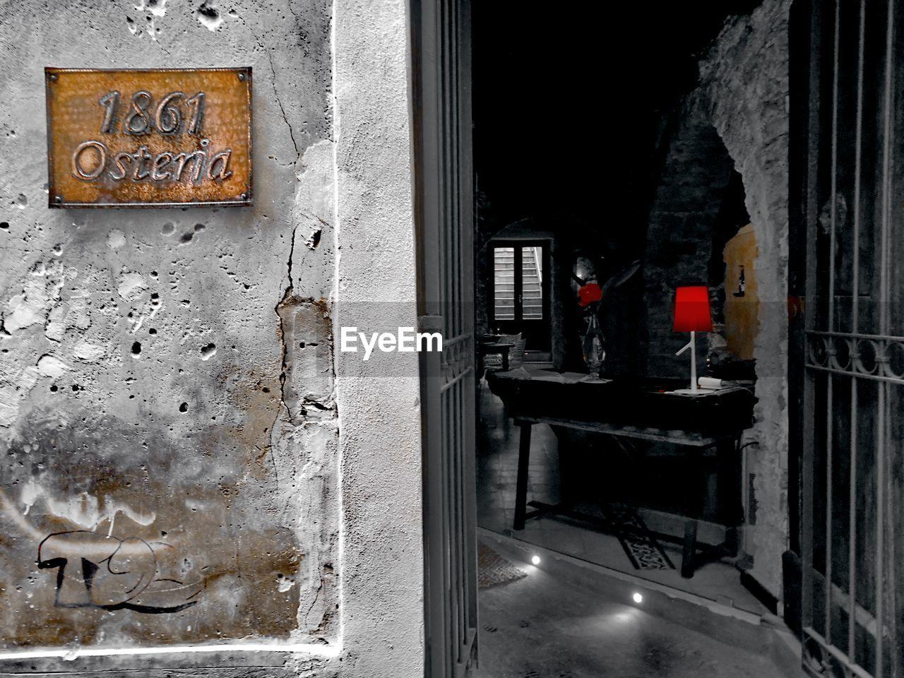 door, window, architecture, built structure, no people, building exterior, doorway, day, outdoors, open door, close-up