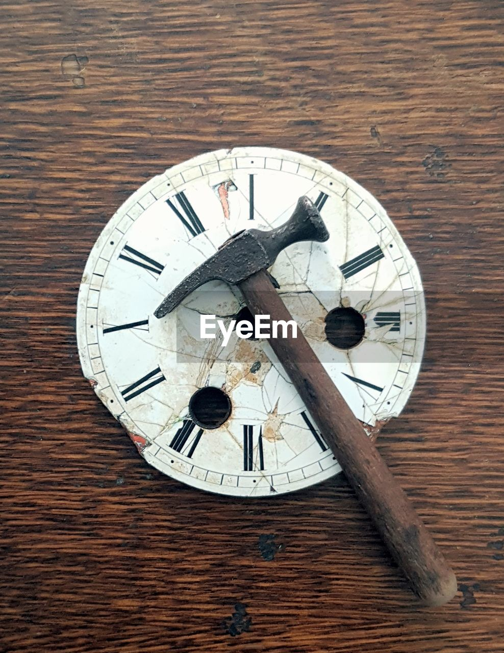 time, clock, roman numeral, minute hand, clock face, wood - material, number, indoors, old-fashioned, hour hand, no people, pocket watch, close-up, day