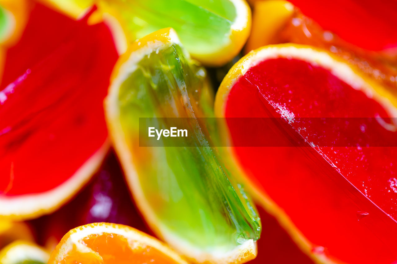 food, food and drink, red, freshness, healthy eating, close-up, wellbeing, no people, still life, vegetable, fruit, indoors, slice, full frame, pepper, multi colored, selective focus, choice, ready-to-eat, backgrounds, temptation
