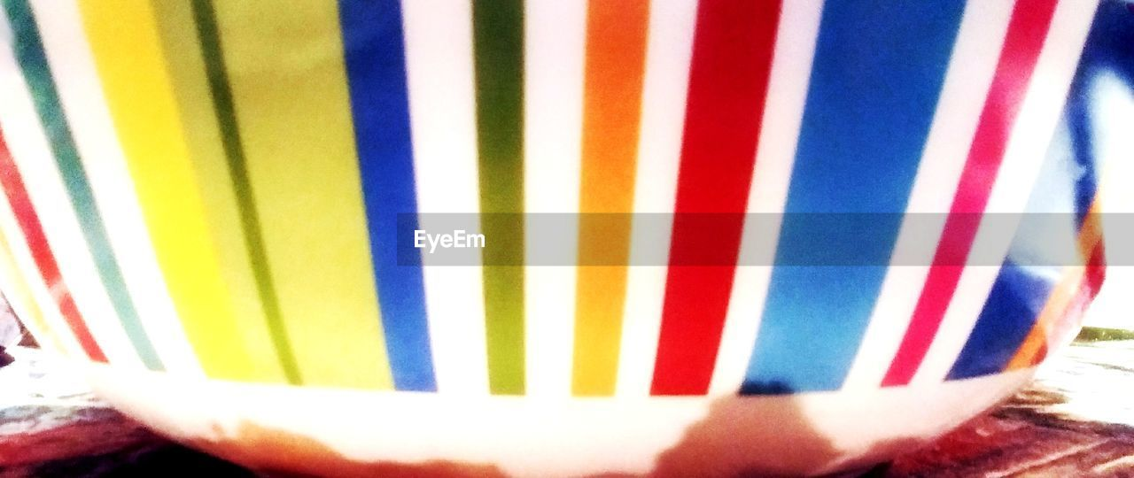 multi colored, striped, no people, close-up, indoors, day