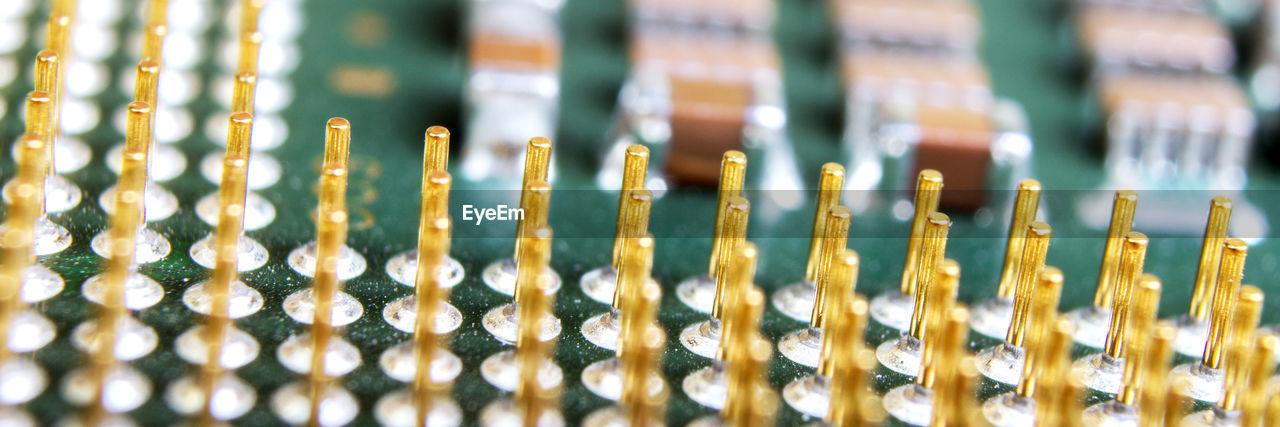 Full frame shot of processor