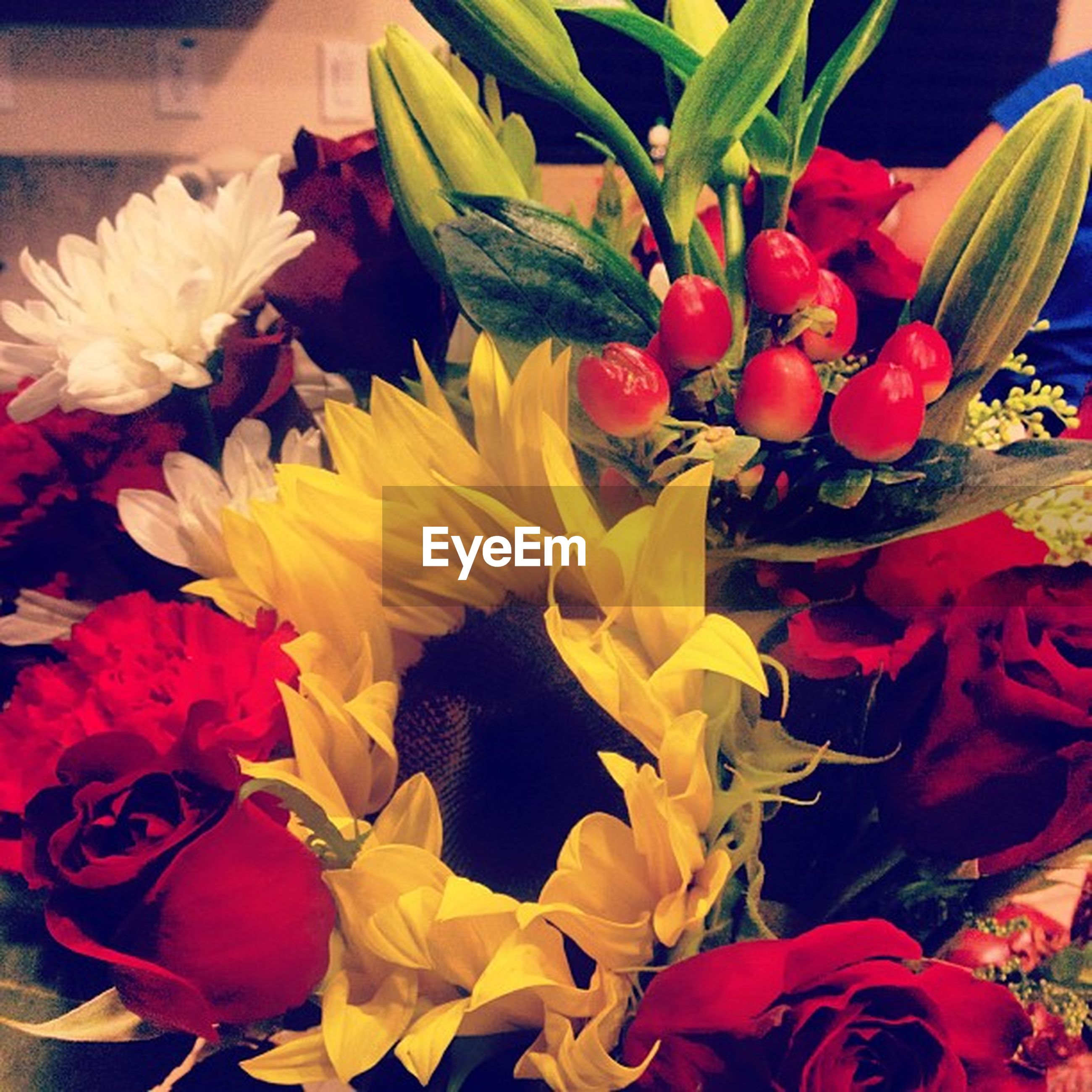 freshness, flower, petal, fragility, red, yellow, growth, plant, flower head, bouquet, leaf, close-up, beauty in nature, bunch of flowers, indoors, nature, variation, fruit, no people, healthy eating