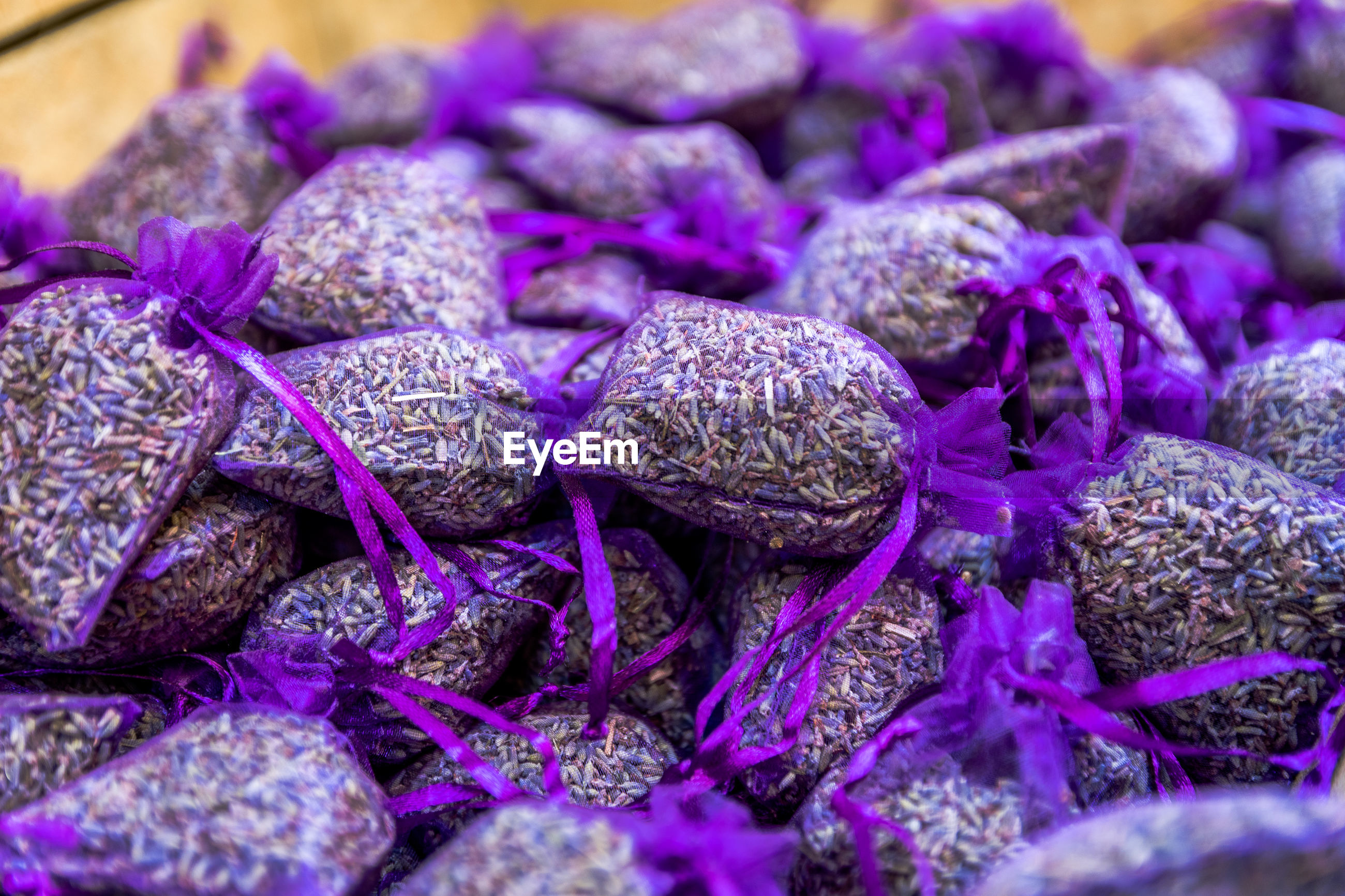 CLOSE-UP OF PURPLE FOR SALE AT MARKET