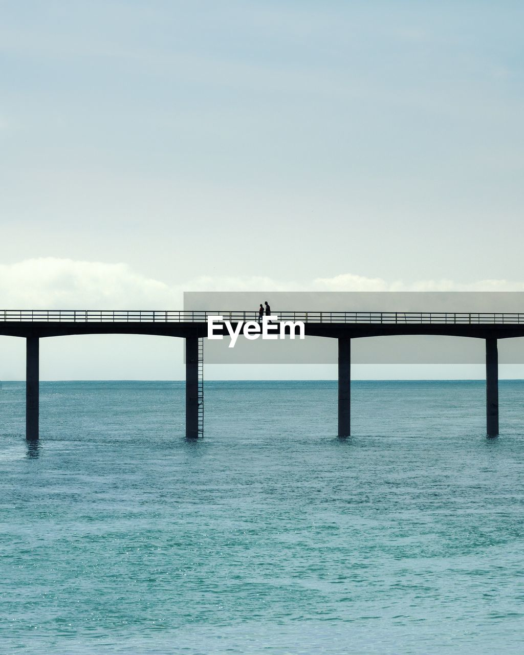 sky, water, bridge, sea, connection, architecture, built structure, bridge - man made structure, waterfront, nature, transportation, cloud - sky, beauty in nature, day, engineering, scenics - nature, architectural column, outdoors, long