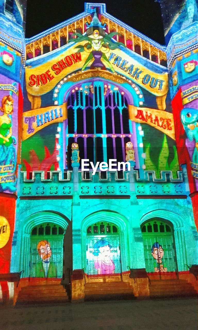 architecture, building exterior, built structure, place of worship, no people, travel destinations, day, multi colored, outdoors