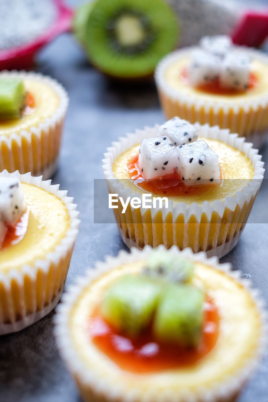 food, food and drink, sweet food, cupcake, dessert, sweet, freshness, temptation, indulgence, cake, selective focus, baked, ready-to-eat, still life, unhealthy eating, indoors, no people, close-up, table, cupcake holder, muffin, snack