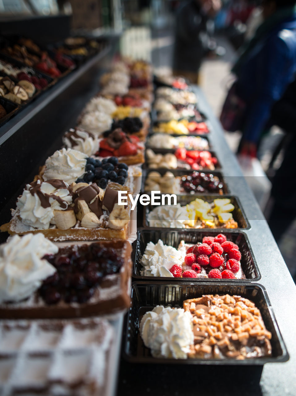 Close-Up Of Sweet Food