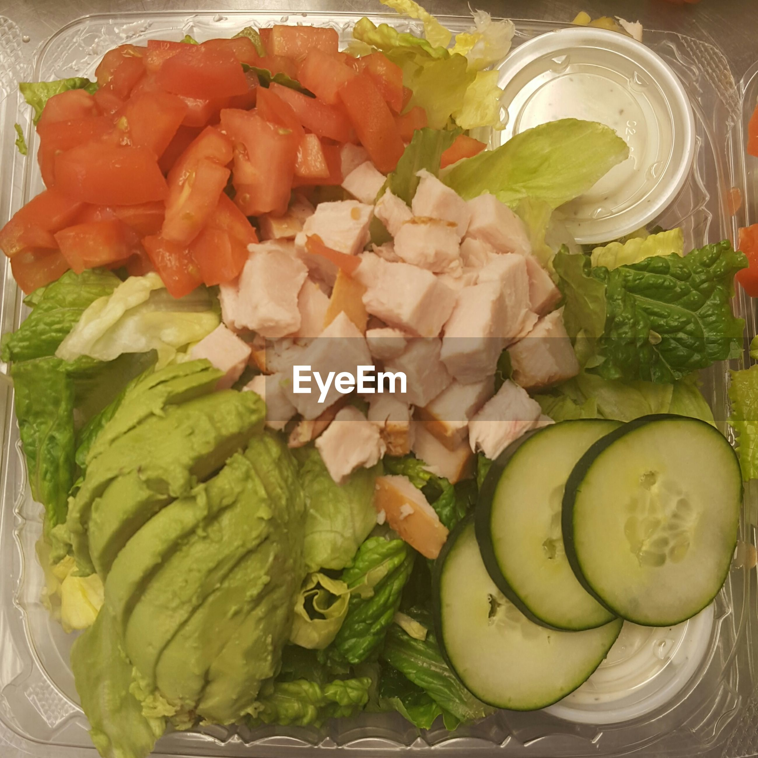 food and drink, food, freshness, indoors, healthy eating, vegetable, still life, plate, ready-to-eat, high angle view, salad, close-up, variation, tomato, raw food, table, slice, lettuce, carrot, leaf vegetable