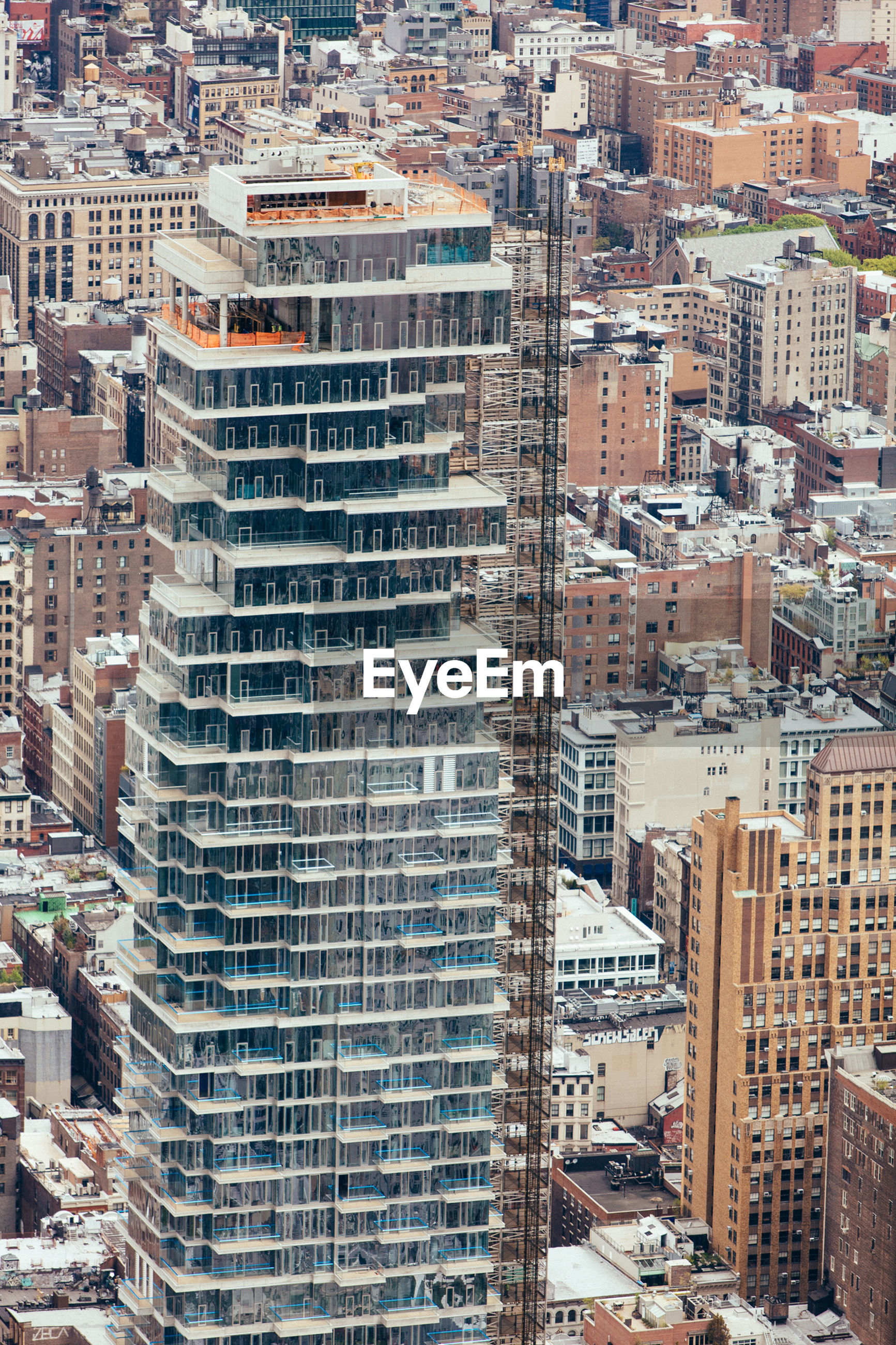 city, aerial view, cityscape, outdoors, building exterior, architecture, business finance and industry, no people, day, skyscraper