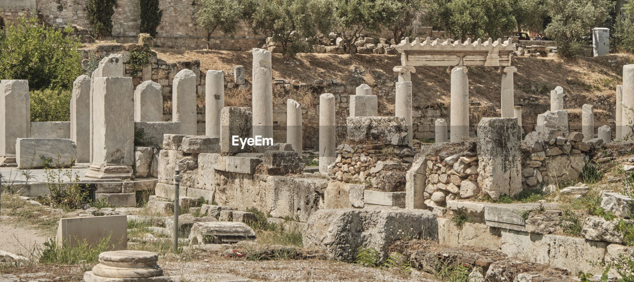 ancient, history, the past, old ruin, ancient civilization, architecture, built structure, travel destinations, solid, old, travel, archaeology, day, architectural column, tourism, damaged, stone material, no people, religion, tombstone, ruined, outdoors, deterioration