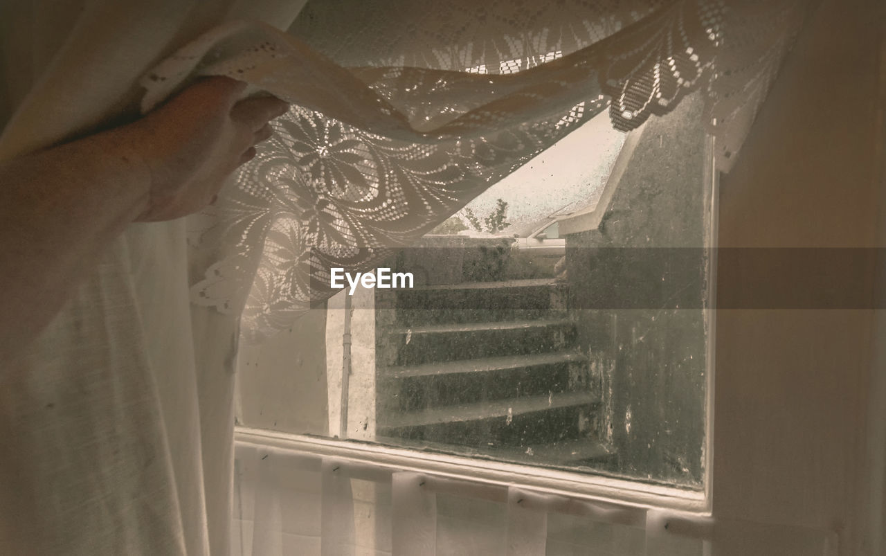 - LAST EXIT - Check This Out Looking Out Of The Window The Week On EyeEm Adult Adults Only Close-up Day Exit Flat Human Body Part Human Hand Indoors  Inside Lifestyles One Person People Real People Stairs_collection Window Women