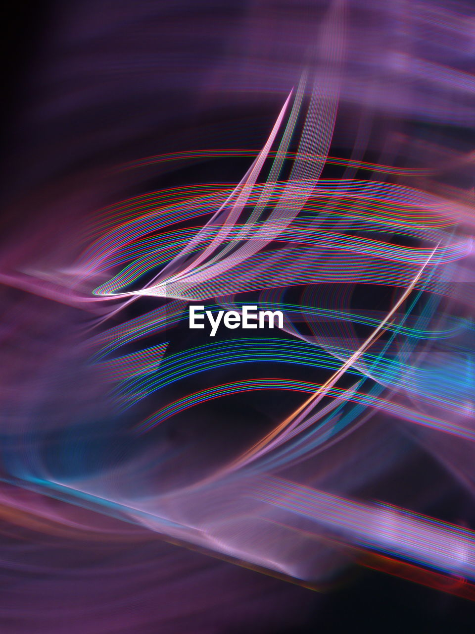 abstract, technology, motion, pattern, light - natural phenomenon, long exposure, connection, light trail, no people, illuminated, studio shot, pink color, fiber optic, speed, blurred motion, complexity, internet, close-up, computer network, data, purple, black background, flowing, big data