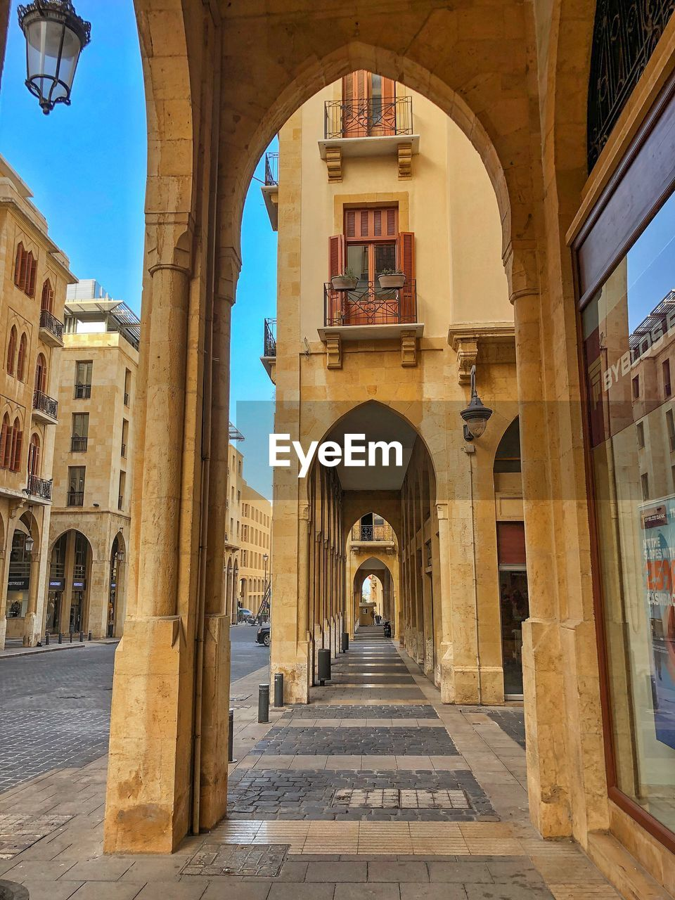 arch, architecture, built structure, direction, the way forward, building exterior, building, the past, history, day, city, arcade, no people, nature, outdoors, diminishing perspective, travel destinations, sunlight, old, architectural column