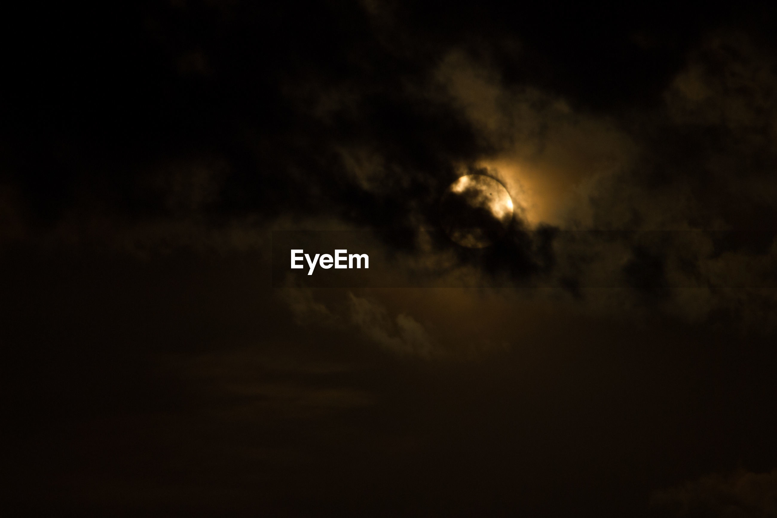 sky, night, cloud - sky, low angle view, scenics, beauty in nature, tranquility, tranquil scene, cloudy, weather, nature, dark, silhouette, dramatic sky, sky only, idyllic, moon, overcast, storm cloud, atmospheric mood