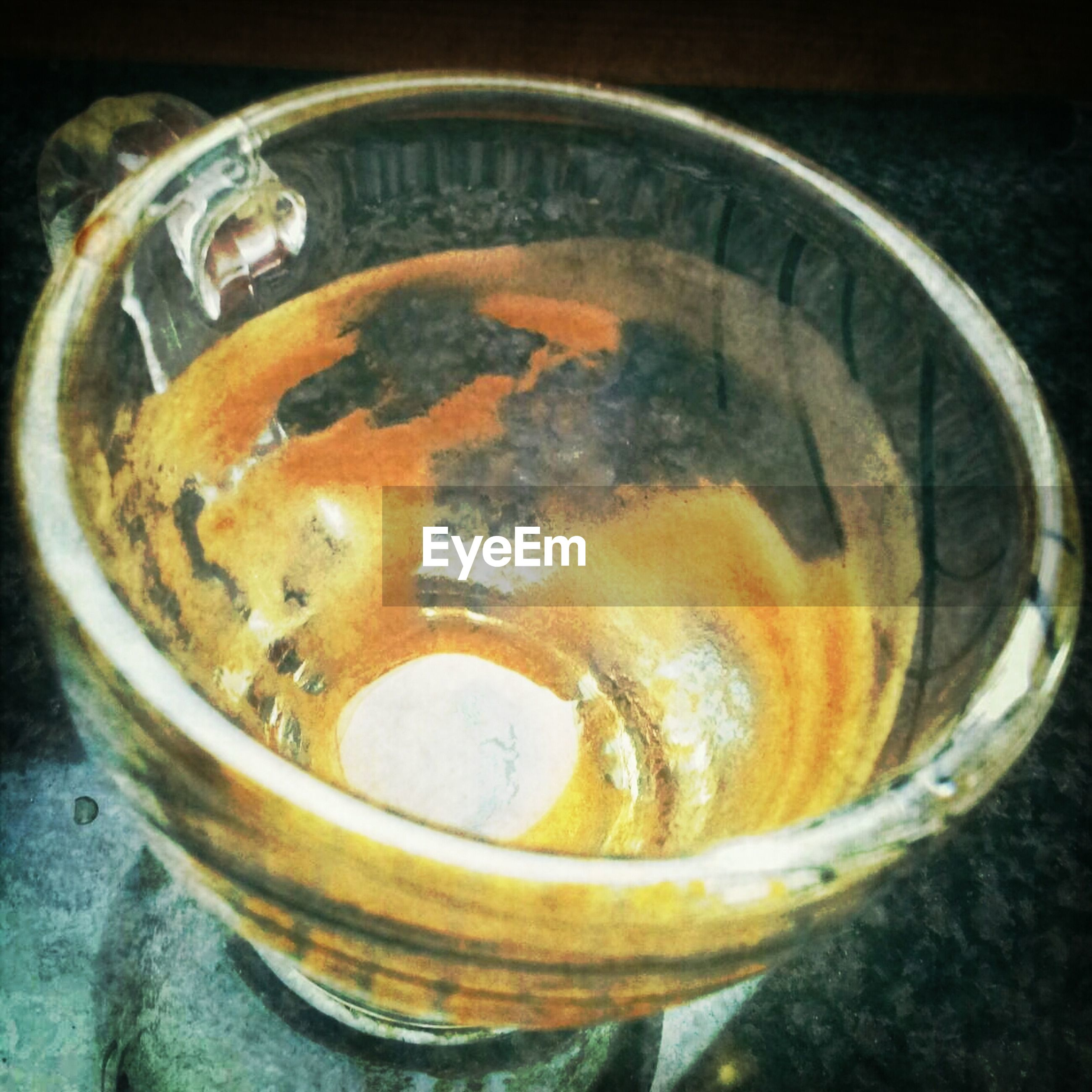 food and drink, indoors, close-up, drink, freshness, still life, refreshment, high angle view, healthy eating, heat - temperature, no people, container, food, directly above, table, circle, metal, bowl, preparation, frothy drink