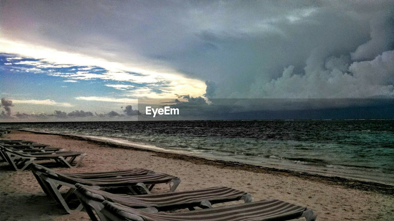 sky, cloud - sky, no people, scenics, nature, tranquility, beauty in nature, sea, outdoors, day, water