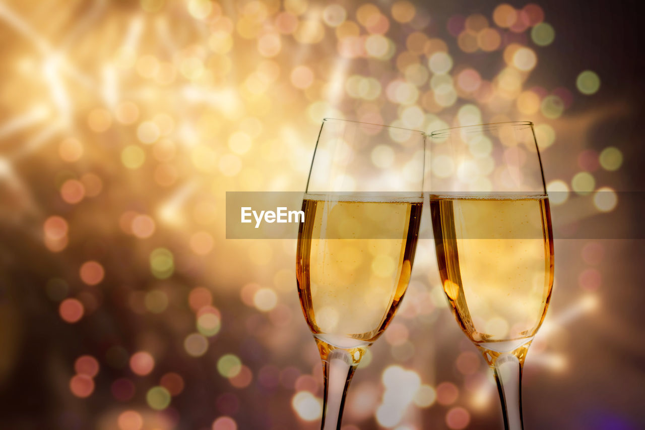 refreshment, drink, food and drink, alcohol, glass, champagne, wine, celebration, champagne flute, glass - material, household equipment, wineglass, transparent, drinking glass, close-up, focus on foreground, freshness, lens flare, no people, still life, luxury