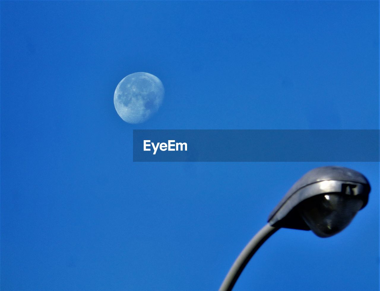 moon, no people, nature, blue, clear sky, low angle view, beauty in nature, close-up, outdoors, day, astronomy