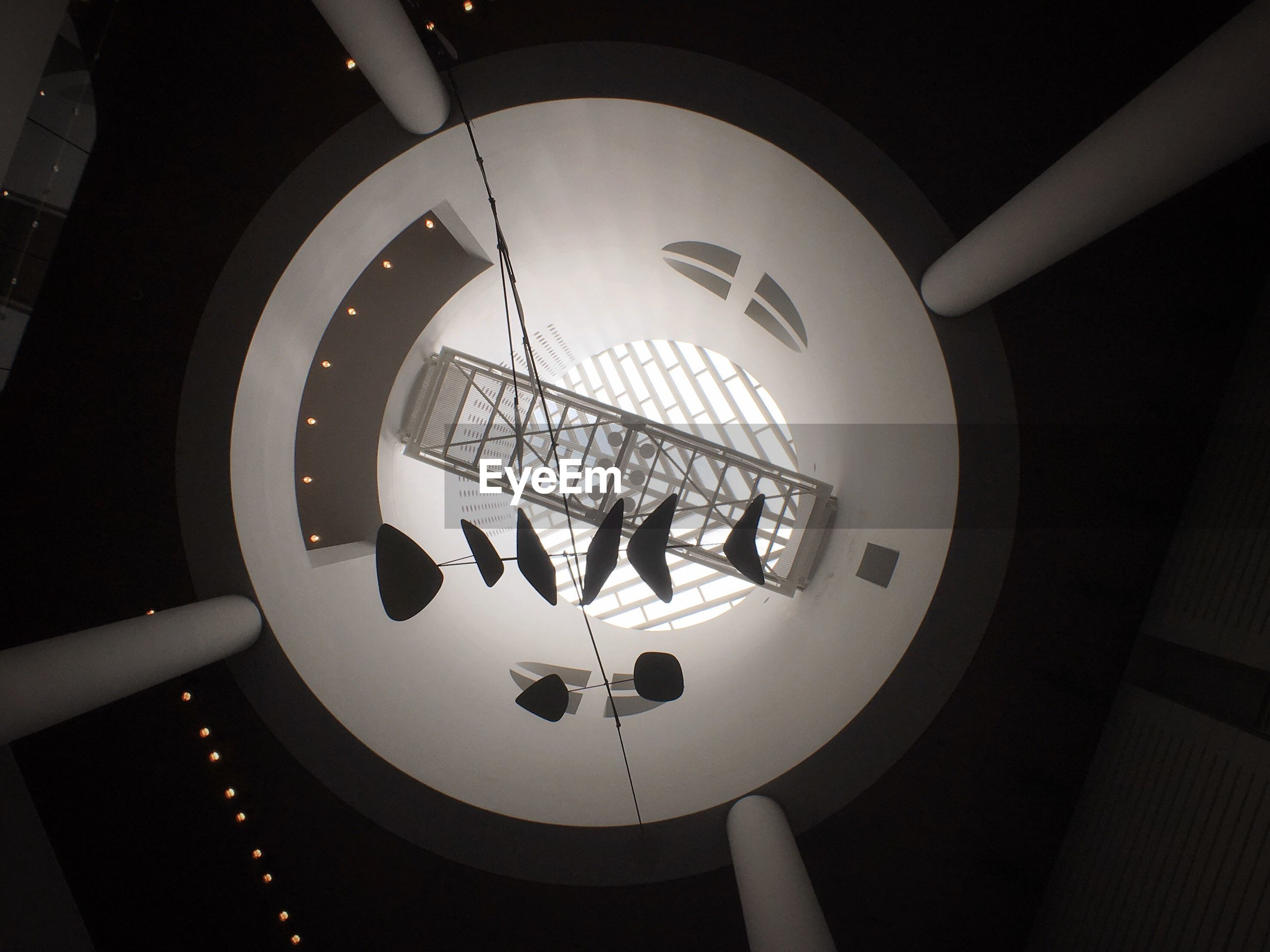 Skylight at san francisco museum of modern art