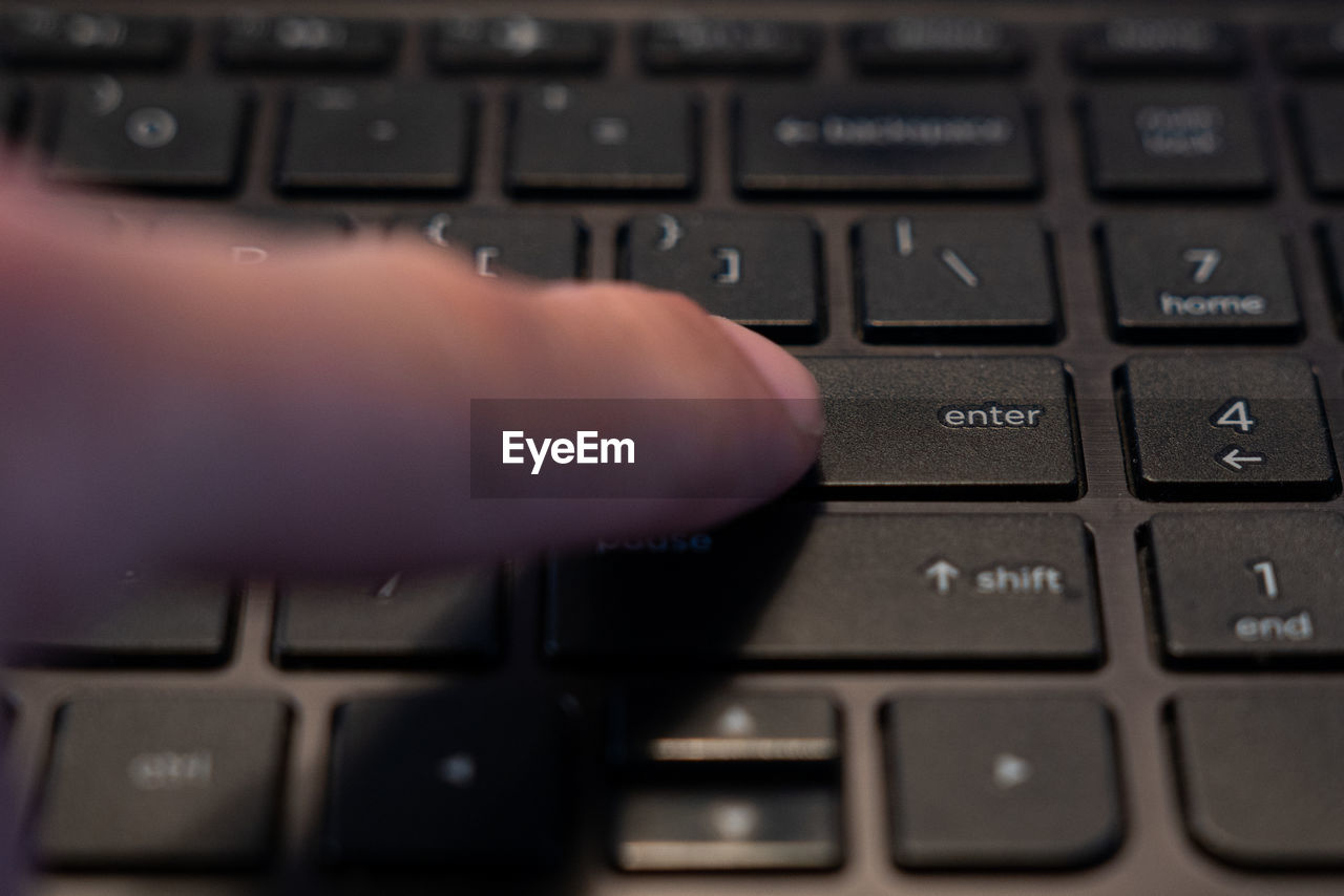 computer keyboard, technology, keyboard, computer equipment, communication, computer, human hand, human body part, hand, text, computer part, connection, wireless technology, selective focus, computer key, one person, body part, finger, indoors, human finger, typing, keypad