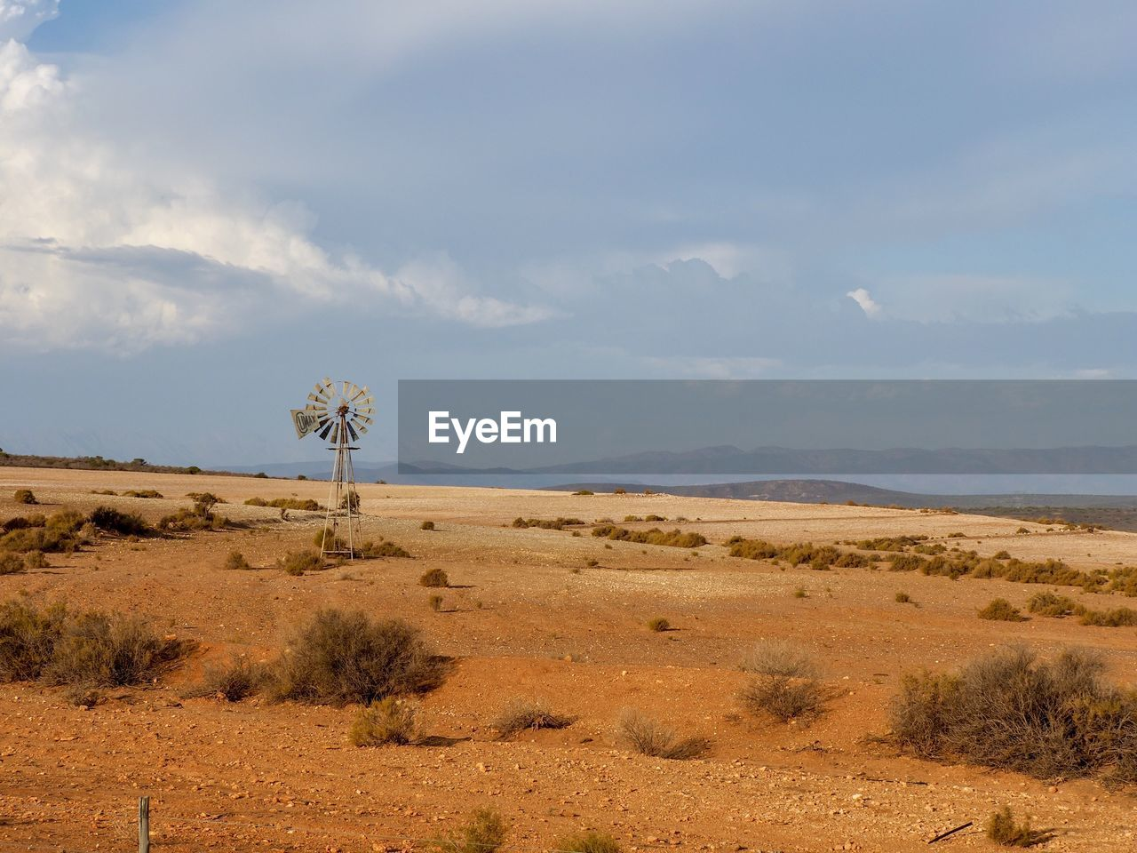 environment, landscape, sky, land, scenics - nature, plant, cloud - sky, non-urban scene, tranquil scene, beauty in nature, field, tranquility, nature, no people, horizon over land, remote, day, horizon, tree, desert, arid climate, climate, semi-arid