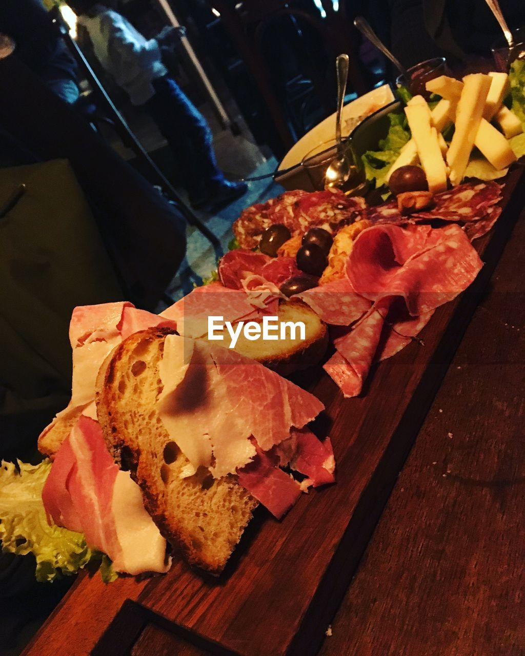 food, food and drink, freshness, serving size, table, no people, slice, ready-to-eat, indoors, meat, close-up, healthy eating, seafood, appetizer, day