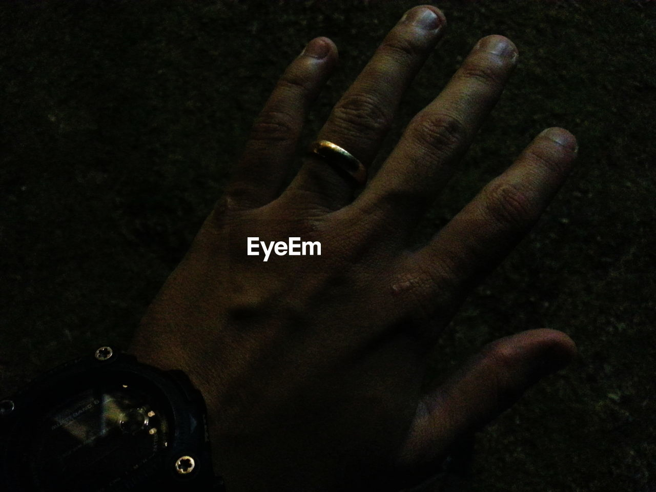 human hand, one person, human body part, men, close-up, real people, indoors, night, people