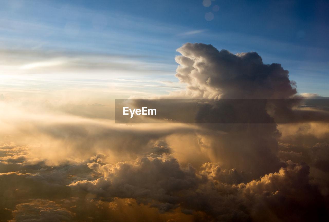 Scenic View Of Sky